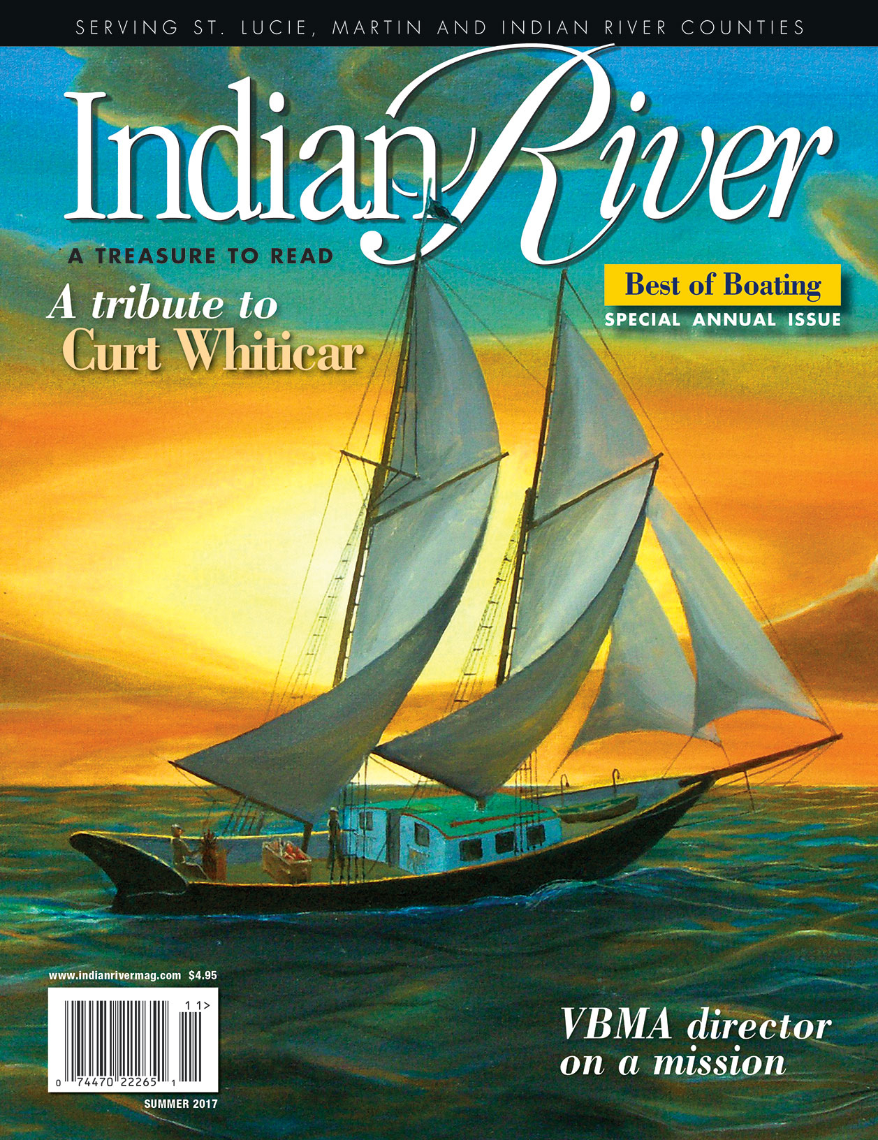 Spring 2017 Indian River Magazine