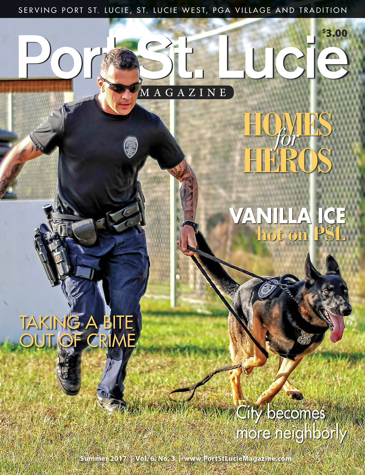 Port St. Lucie Magazine - Vol. 6, No. 3