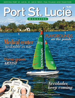 Port St. Lucie Magazine - Vol. 4, No. 2