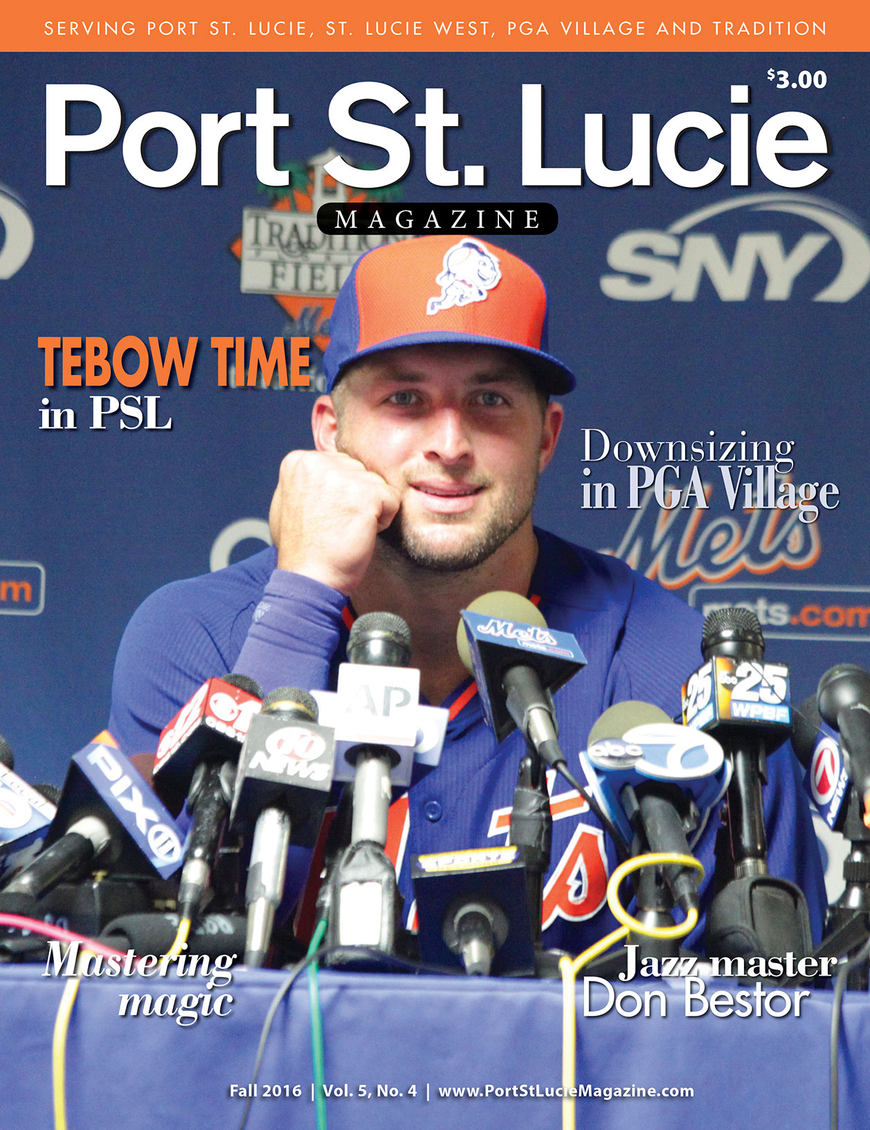 Port St. Lucie Magazine - Vol. 5, No. 4