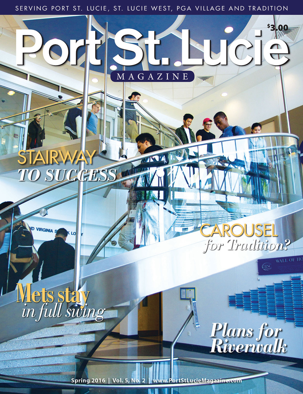 Port St. Lucie Magazine - Vol. 5, No. 2
