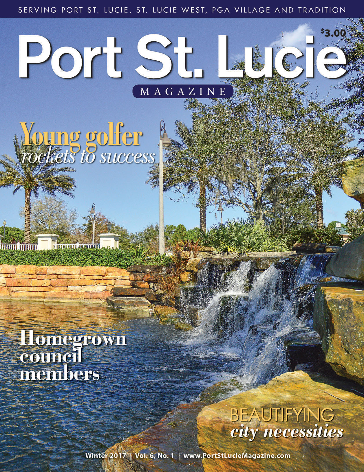 Port St. Lucie Magazine - Vol. 6, No. 1