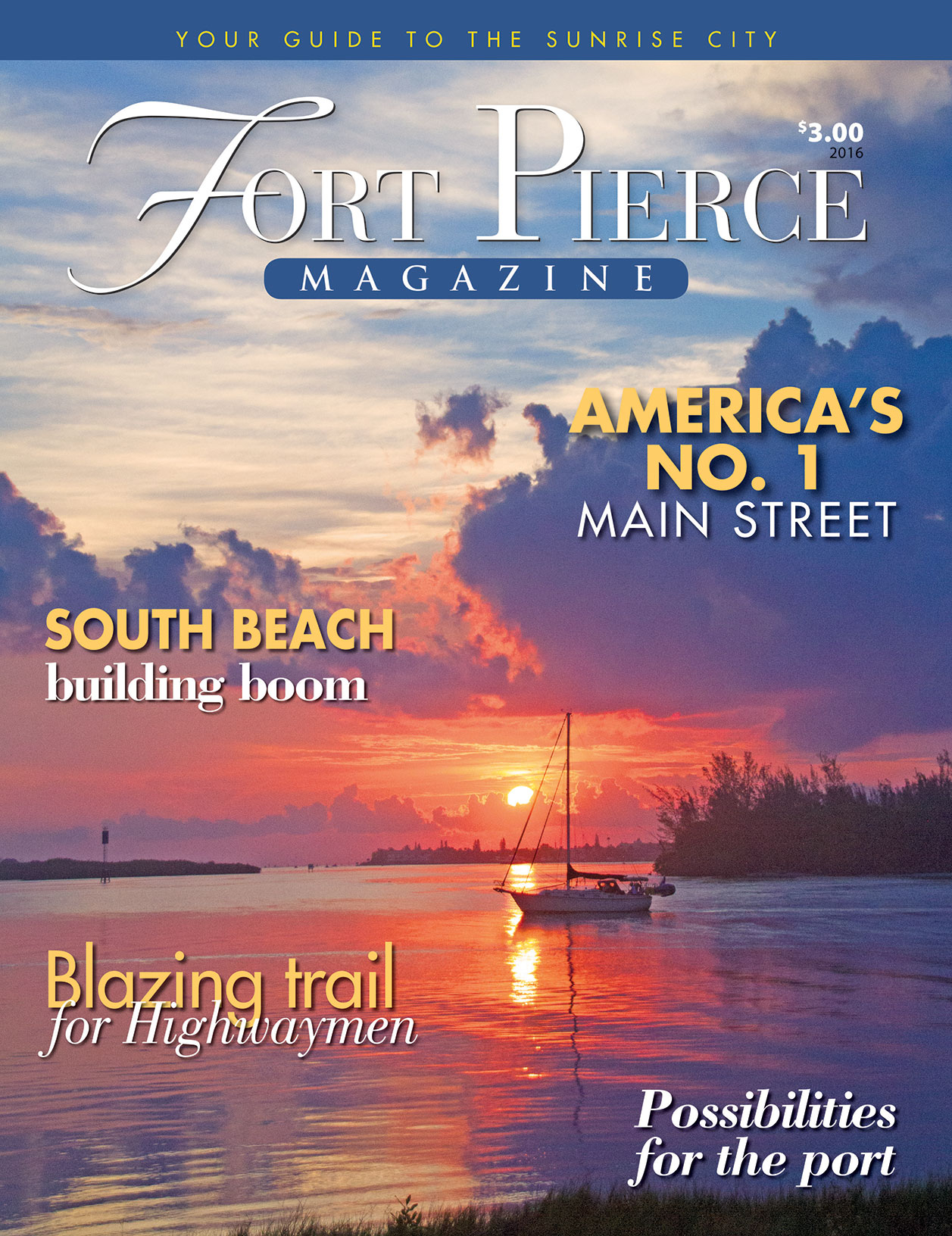 Fort Pierce Magazine - Vol. 9, No. 1