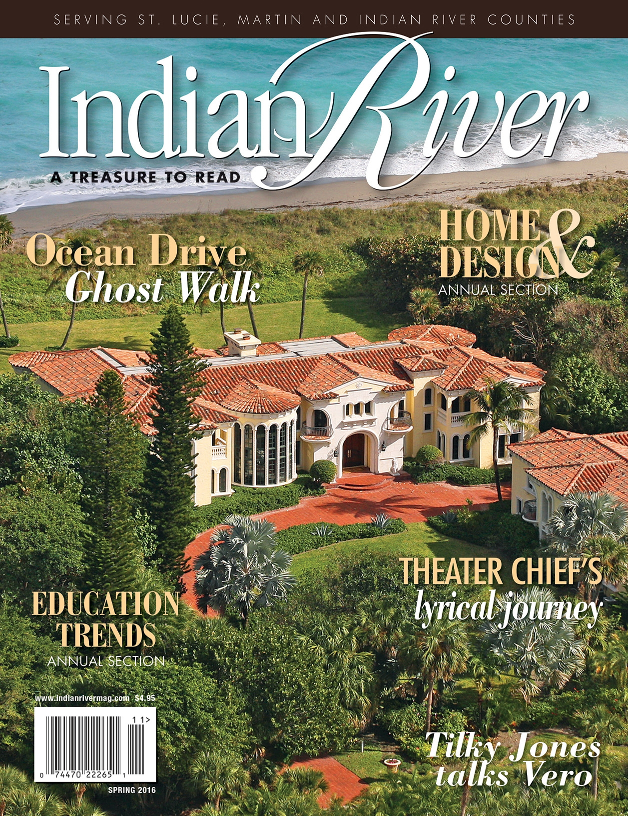 Spring 2016 Indian River Magazine