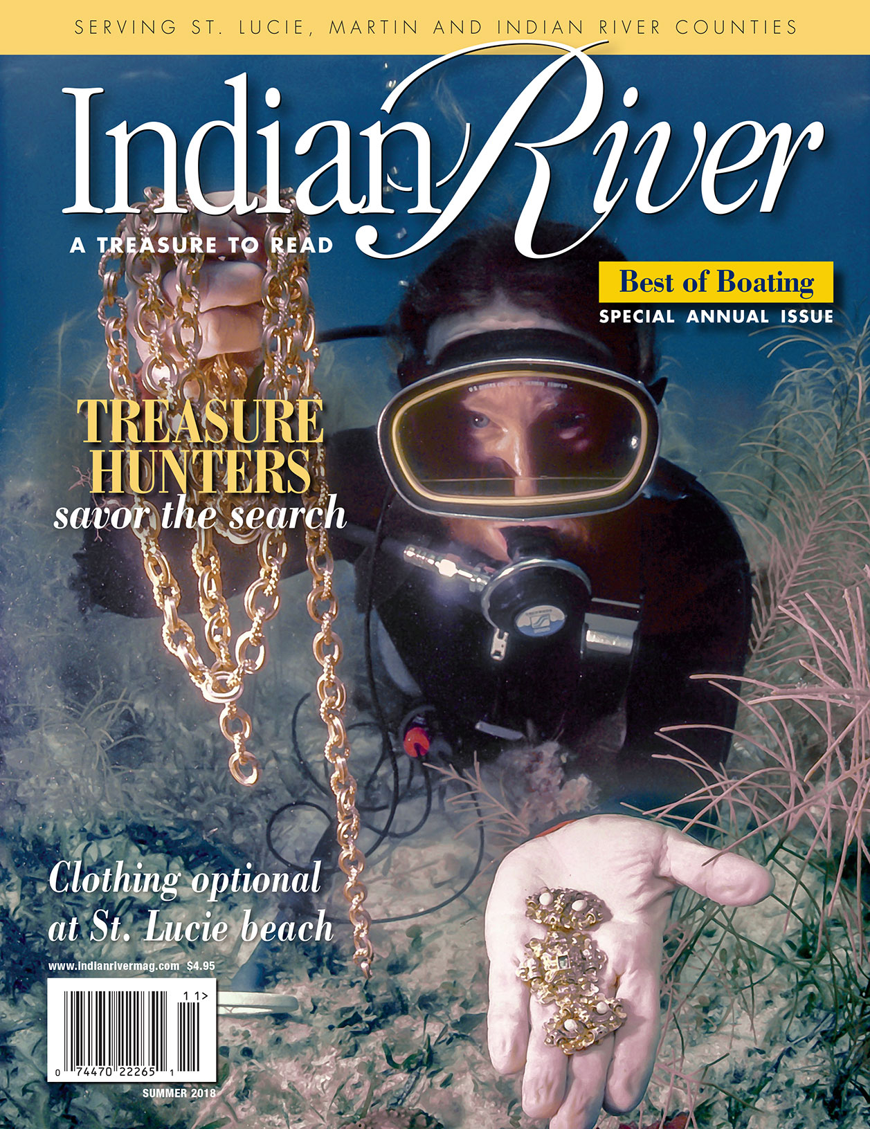 Summer 2018 Indian River Magazine