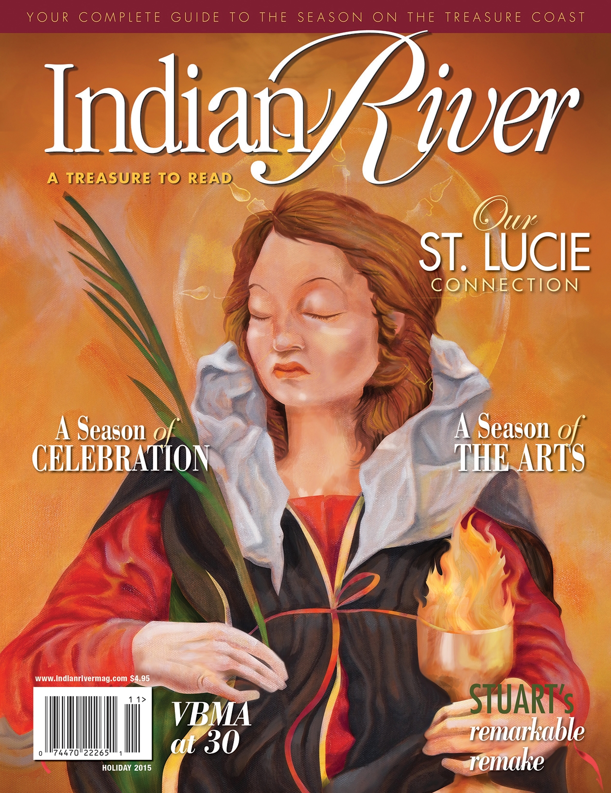 Fall 2015 Indian River Magazine